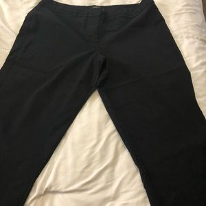 Lane Bryant size 20 crop dress pants